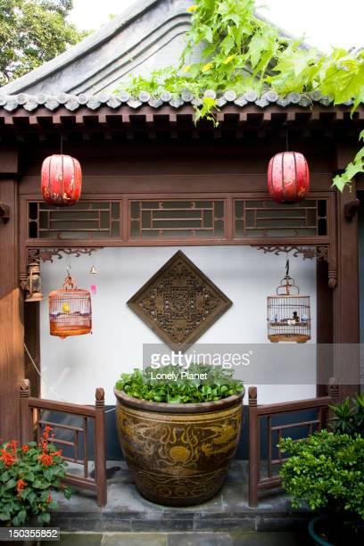 Qing Dynasty hutong house, Dongcheng.
