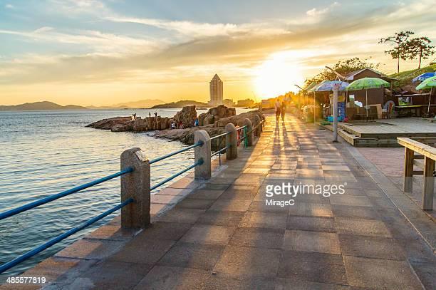 Qingdao Sunset Beach