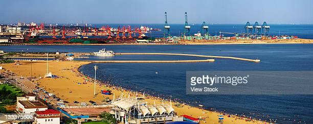 qinghuangdao harbor