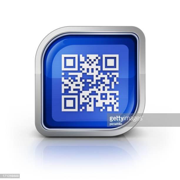 Icône de code qr