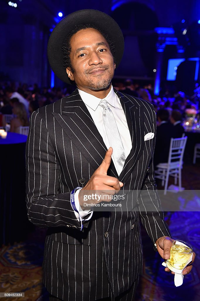 Tip attends the 2016 amfAR New York Gala at Cipriani Wall Street on February 10 2016 in New York City