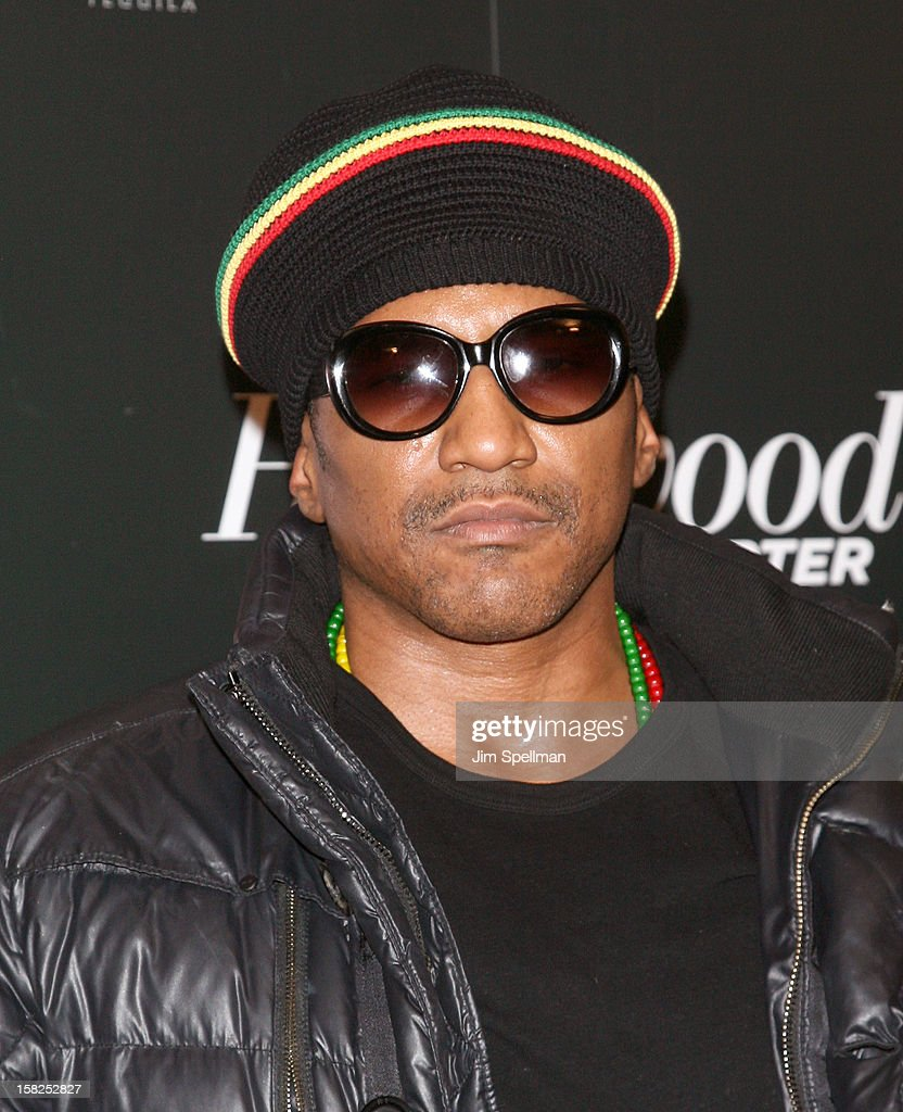 Q-tip attends The Weinstein Company with The Hollywood Reporter, Samsung Galaxy & The Cinema Society screening of 'Django Unchained' at the Ziegfeld Theatre on December 11, 2012 in New York City.