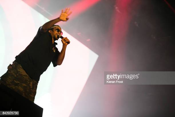 Tip of A Tribe Called Quest performs at Electric Picnic Festival at Stradbally Hall Estate on September 2 2017 in Laois Ireland
