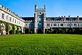 Quad of  University College Cork, Cork, Ireland