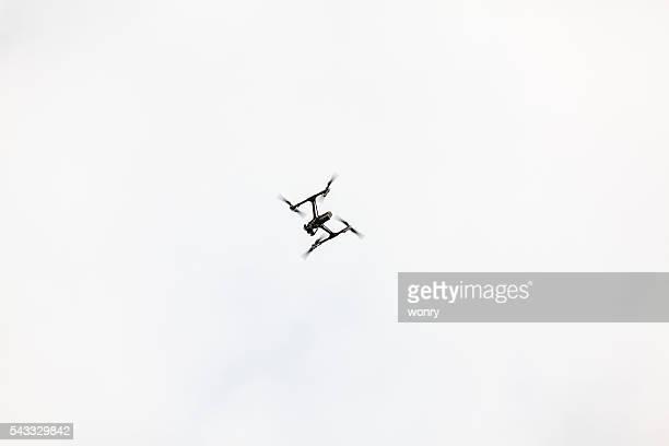 Quadrocopter Hintergrundgeräusche