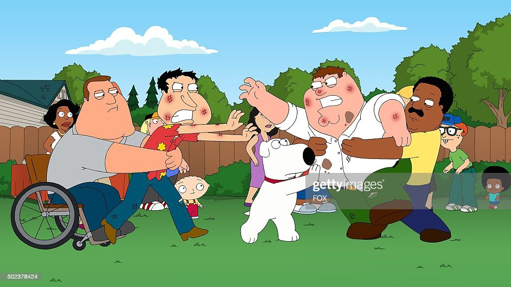 Quagmire admits that hes in love with Lois. Unfortunately, he proclaims his love while he has accidentally pocket-dialed Peter. Peter is furious and Brian takes it upon himself to fix the situation in the all-new Hot Pocket-Dial episode of FAMILY GUY airing Sunday, Nov. 22 (9:00-9:30 PM ET/PT) on FOX.