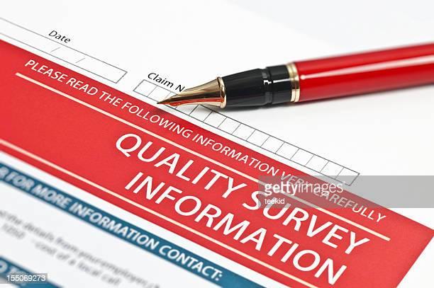 Quality Survey Information