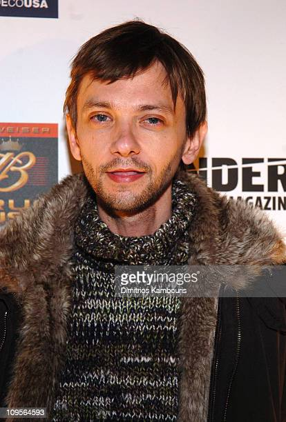 DJ Qualls during 2005 Park City Blender Sessions with The Crystal Method and The Exies at Harry O's in Park City Utah United States