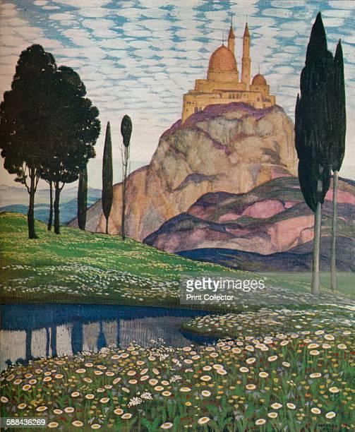Qualsburg' circa 1926 From The Studio Volume 92 Artist Herbert Von ReylHanisch