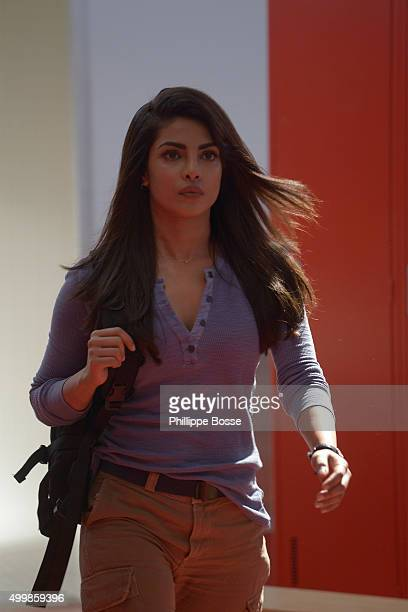 QUANTICO 'Quantico' At Quantico an emergency disciplinary hearing causes deep secrets to be spilled while in the future Alex works covertly with her...