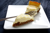 Quark Cheesecake With Pretzel Crust