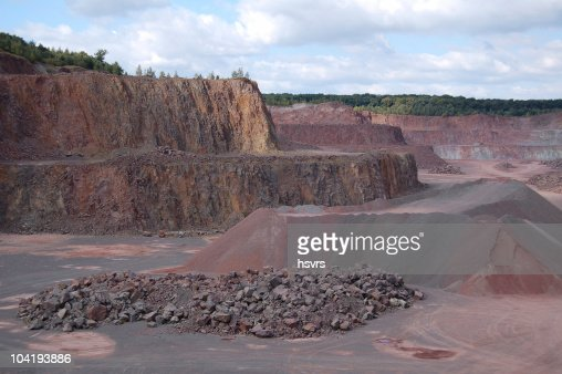 Quarry in Germany