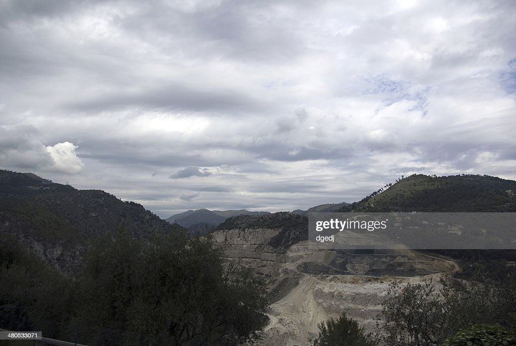 quarry : Stock Photo