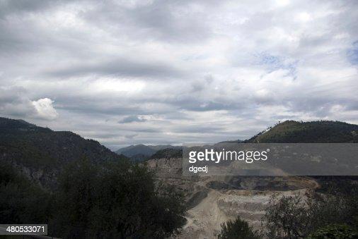 quarry : Stock Photo