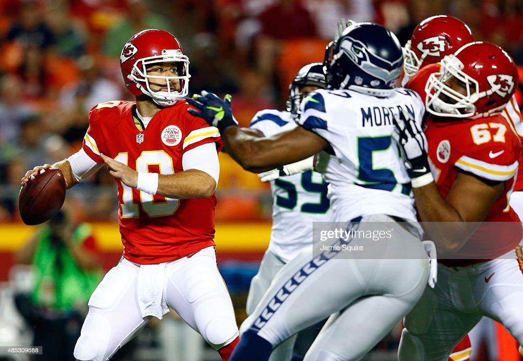 Seattle Seahawks v Kansas City Chiefs