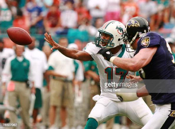 Baltimore Ravens V Miami Dolphins Photos And Images