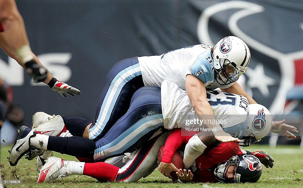 Image result for David carr getting sacked