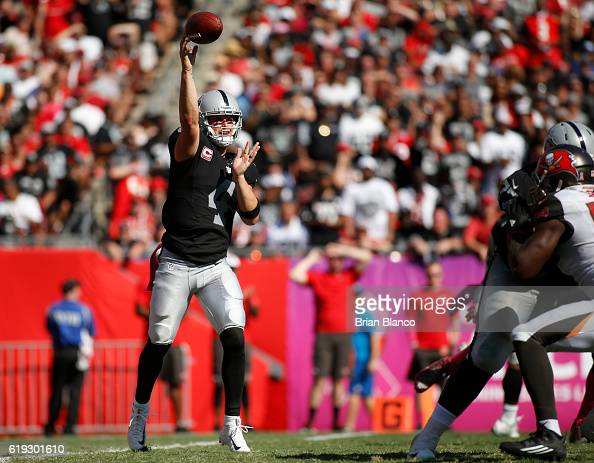 Oakland Raiders v Tampa Bay Buccaneers : News Photo