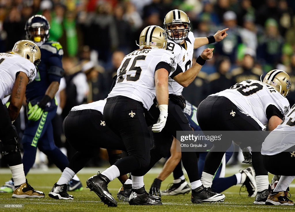 New Orleans Saints v Seattle Seahawks
