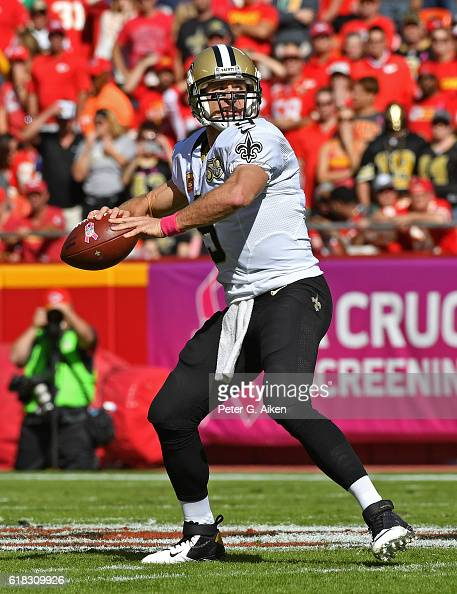 New Orleans Saints v Kansas City Chiefs : News Photo