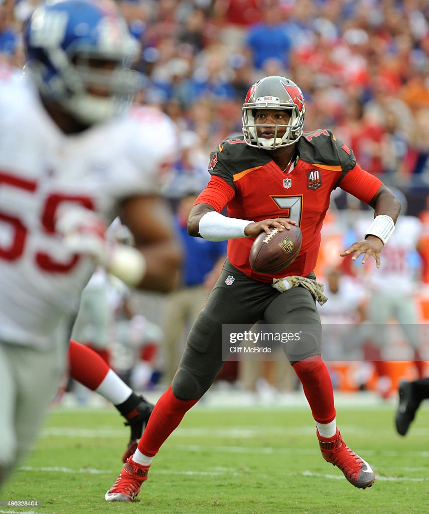 Tampa Bay Buccaneers: New York Giants V Tampa Bay Buccaneers