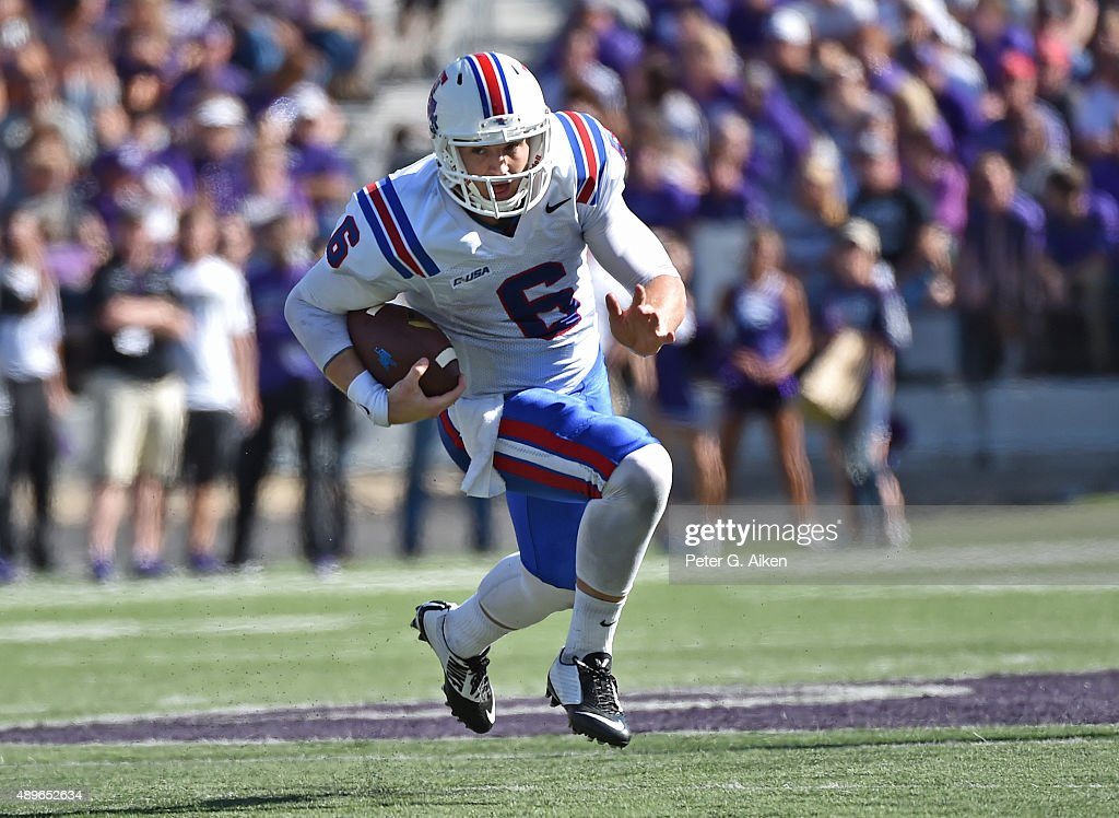 Louisiana Tech v Kansas State