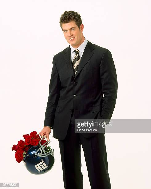 BACHELOR NFL quarterback Jesse Palmer of the New York Giants has been selected as ABC's new Bachelor the first professional athlete to be tapped to...