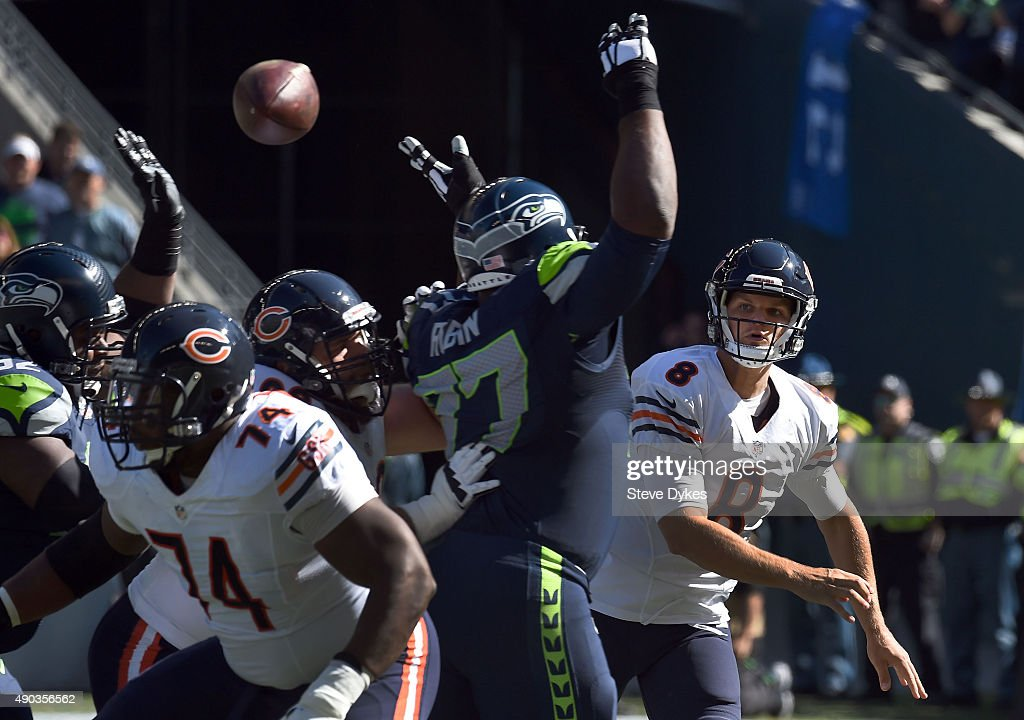 Jerseys NFL Wholesale - Chicago Bears v Seattle Seahawks Photos and Images | Getty Images