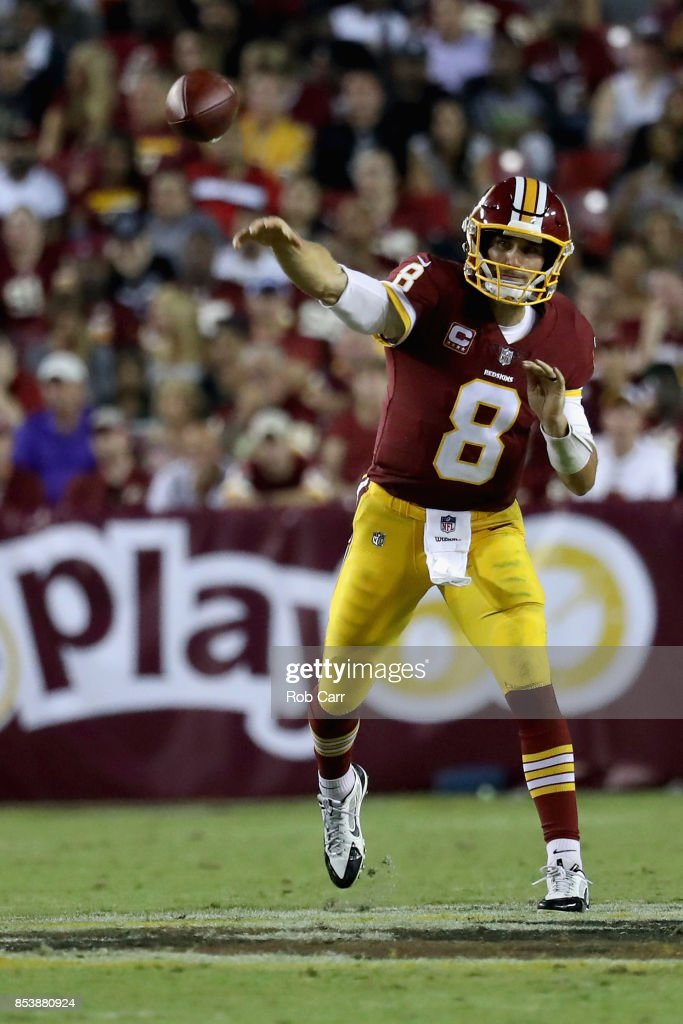 Oakland Raiders v Washington Redskin : News Photo