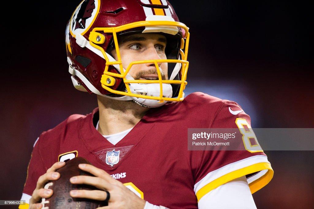New York Giants v Washington Redskins : Fotografia de notícias