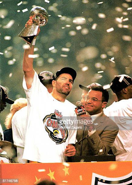 Super Bowl Xxxiv Stock Photos And Pictures Getty Images