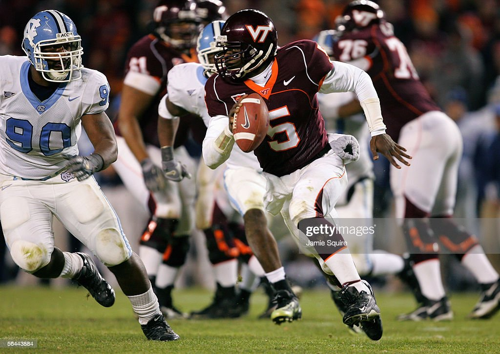 Image result for marcus vick virginia tech