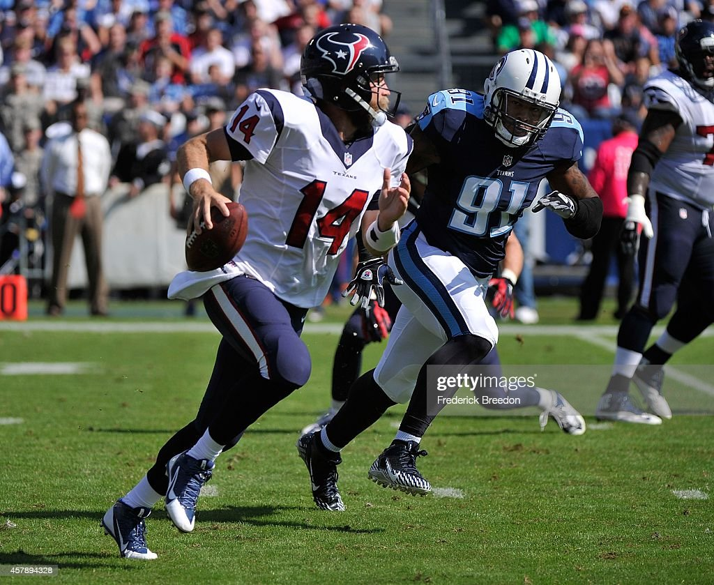 Houston Texans v Tennessee Titans