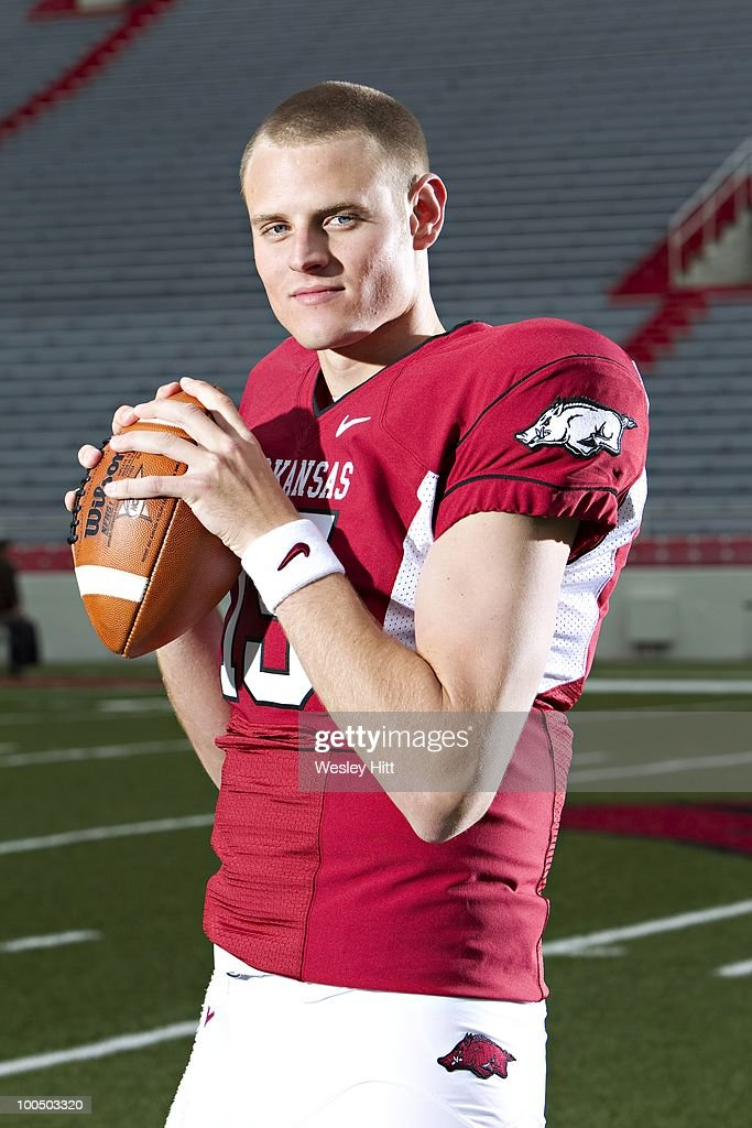 Ryan Mallett Portrait Shoot