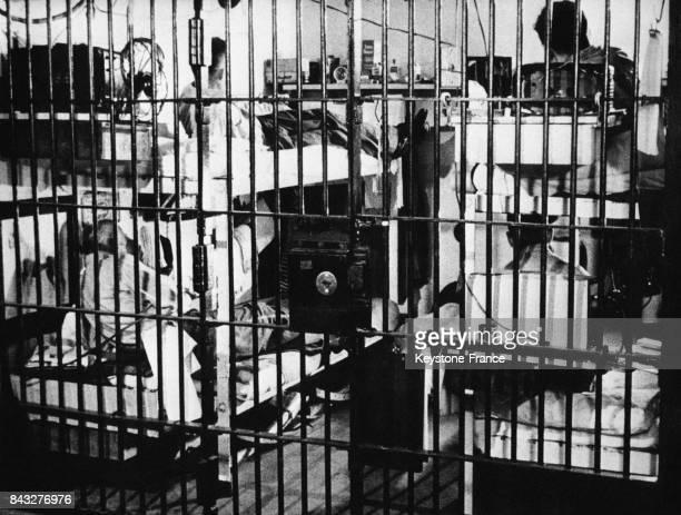 Quatre condamnés à mort dans une cellule servent de cobayes dans la recherche contre le cancer aux EtatsUnis
