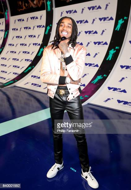 Quavo of music group Migos attends the 2017 MTV Video Music Awards at The Forum on August 27 2017 in Inglewood California