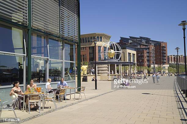 Quayside, Newcastle on Tyne, Tyne and Wear, England