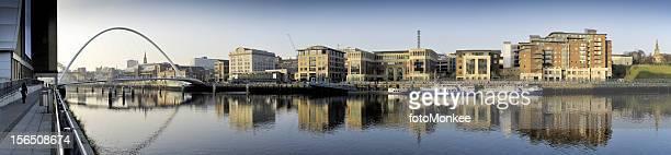 Cais, Newcastle upon Tyne, Reino Unido