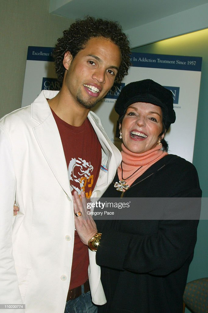 Quddus and Liza Minnelli during Caron Foundation's Grand Opening of NYC Recovery Center Specializing in the Treatment of Drug and Alcohol Abuse in Adolescents at Caron's New York Recovery Center in New York City, New York, United States.