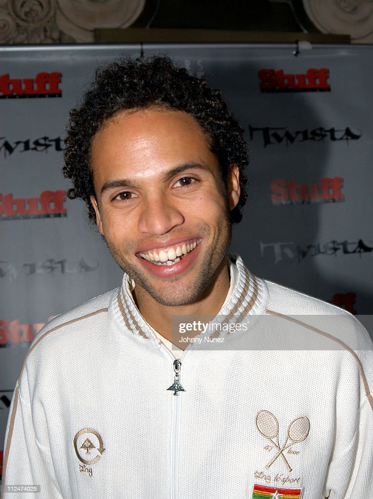 Quddus during Stuff Magazine Party - November 14, 2004 at Avalon in Hollywood, California, United States.
