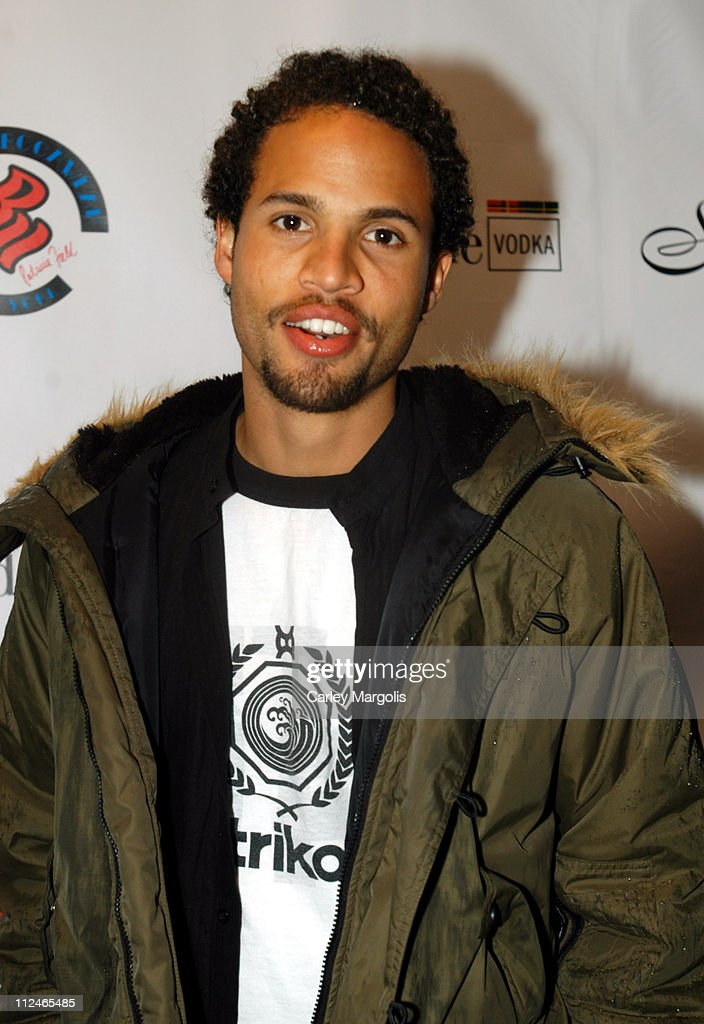 Quddus of MTV during Patricia Field and Damon Dash Host the Launch Party for House of Rocawear NYC at Ono at the Hotel Gansevoort in New York City, New York, United States.