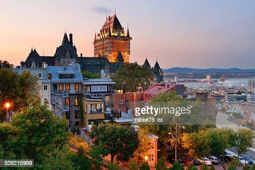 Quebec City : Stock Photo