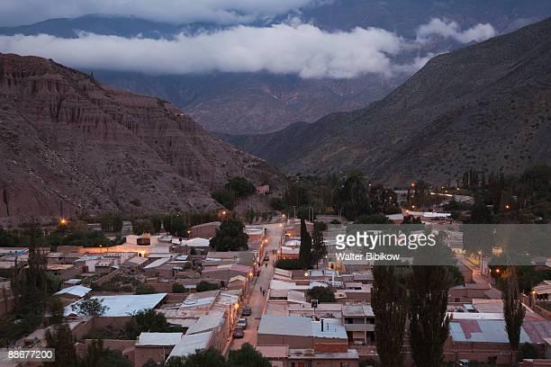 Quebrada de Humahuaca canyon