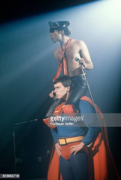 Queen at the Munich Olypiahalle on November 01 1979 in Munich Federal Republic of Germany 170612F1