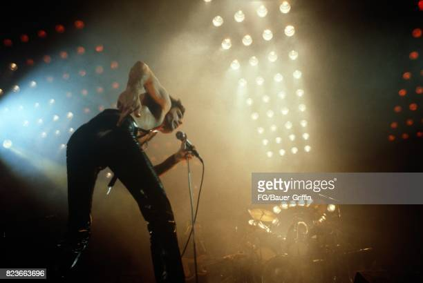 Queen at the Munich Olypiahalle on November 02 1979 in Munich Federal Republic of Germany 170612F1