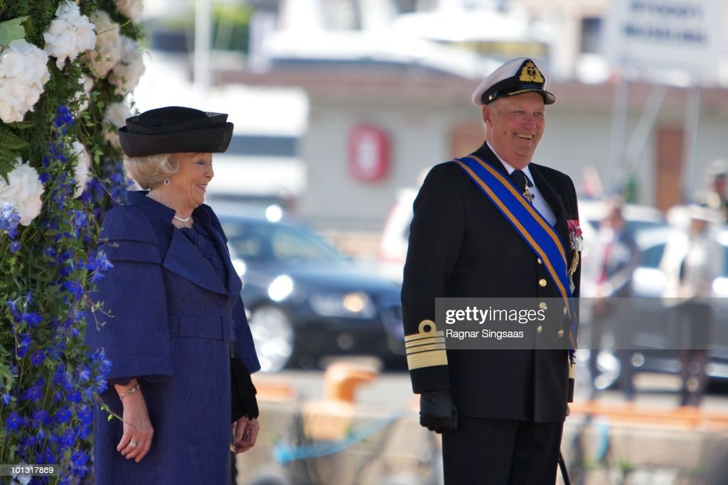 The Netherlands Royal Family State Visit To Norway