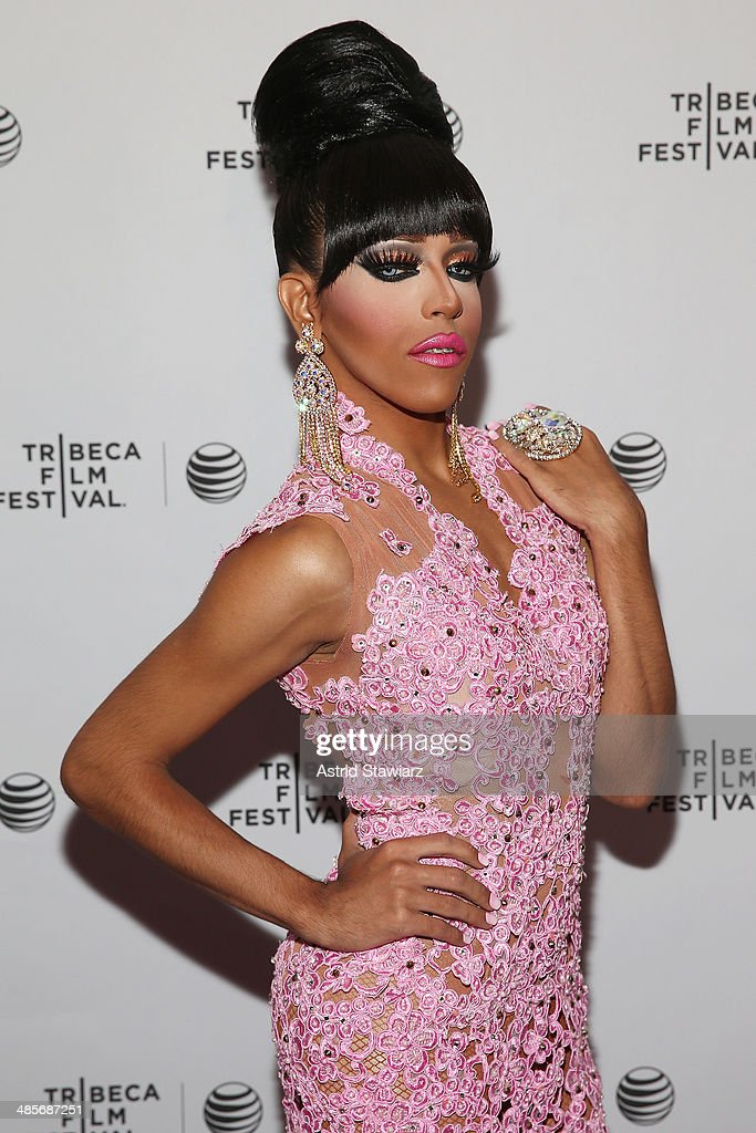 Queen Bee Ho attends the 'Mala Mala' Premiere during the 2014 Tribeca Film Festival at Chelsea Bow Tie Cinemas on April 19, 2014 in New York City.