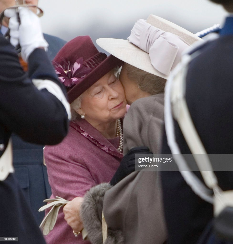Queen Elizabeth II Visits Netherlands