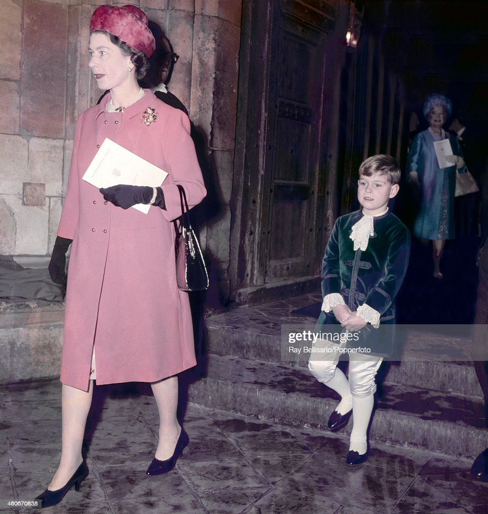 27 years earlier their father, Prince Andrew, was a pageboy at Westminster Abbey. Photo: Ray Bellisario/Popperfoto