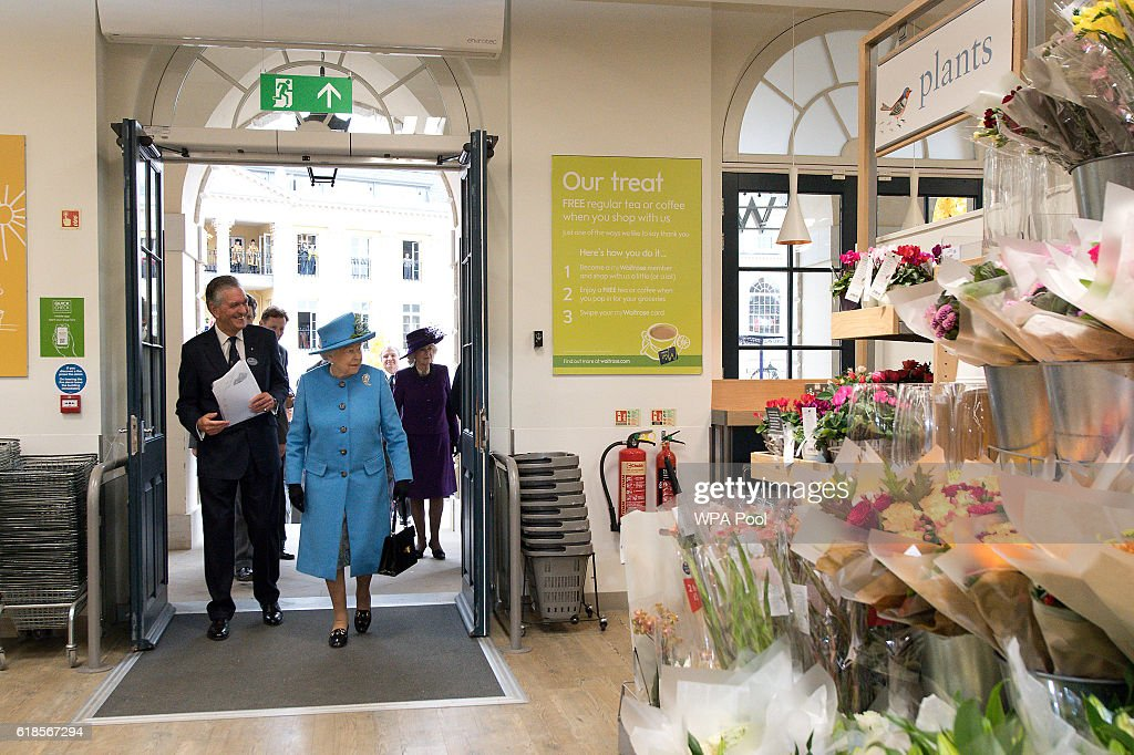 queen-elizabeth-ii-arrives-to-look-around-a-waitrose-supermarket-a-picture-id618567294